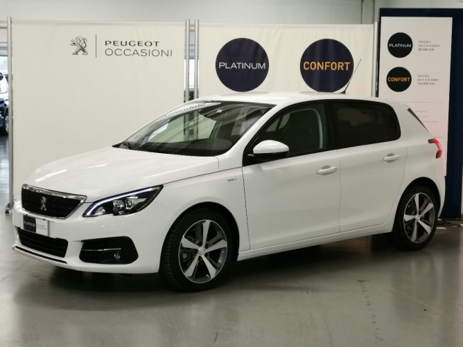 Peugeot 308 2a serie STYLE Ø 1.5 HDI 130 5p 45
