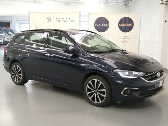 Fiat Tipo 1.6 Mjt S&S SW Lounge 21