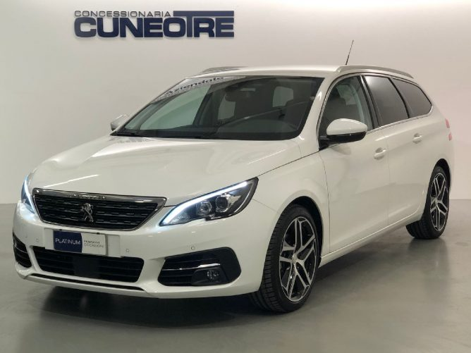 Peugeot 308 2a serie Allure 1.6 HDi 120 SW EAT6 46