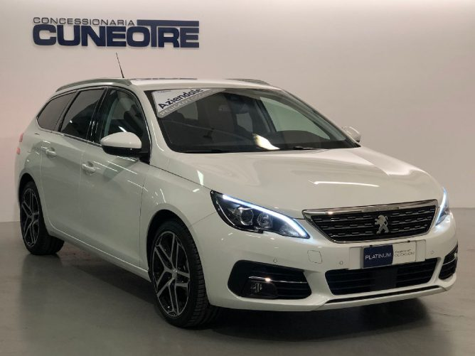 Peugeot 308 2a serie Allure 1.6 HDi 120 SW EAT6 38