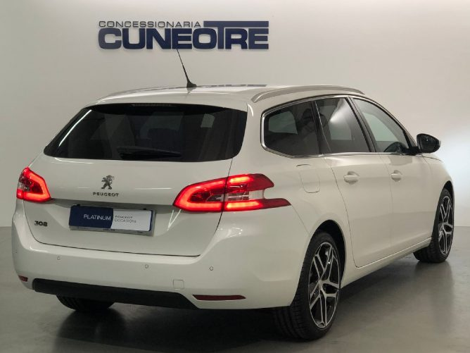 Peugeot 308 2a serie Allure 1.6 HDi 120 SW EAT6 6