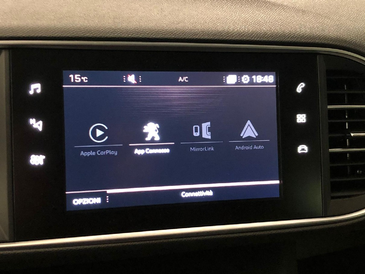 Peugeot 308 2a serie Allure 1.6 HDi 120 SW EAT6