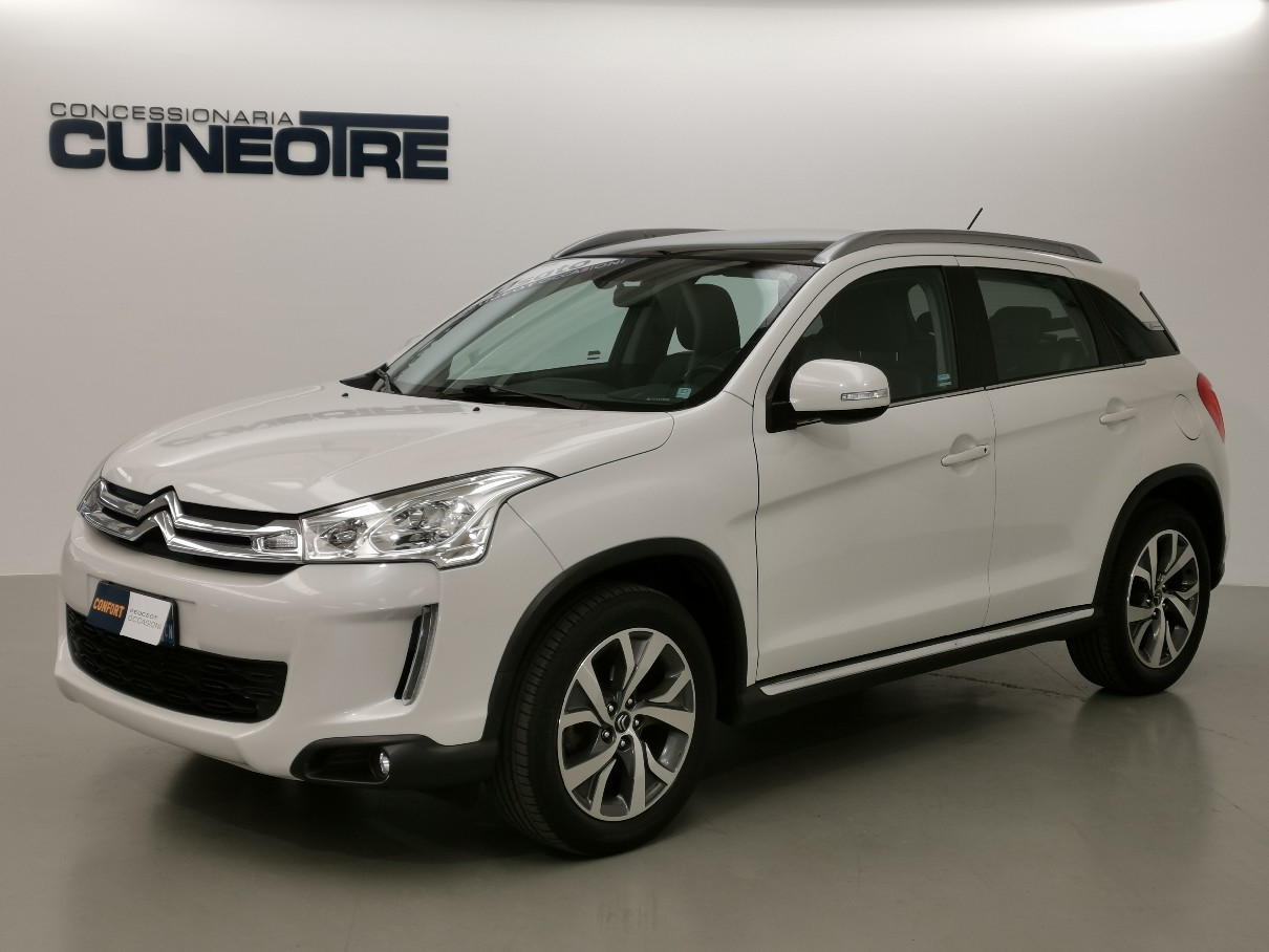 Citroën C4 Aircross 1.6 HDi 115 Stop&Start 2WD Exclusive