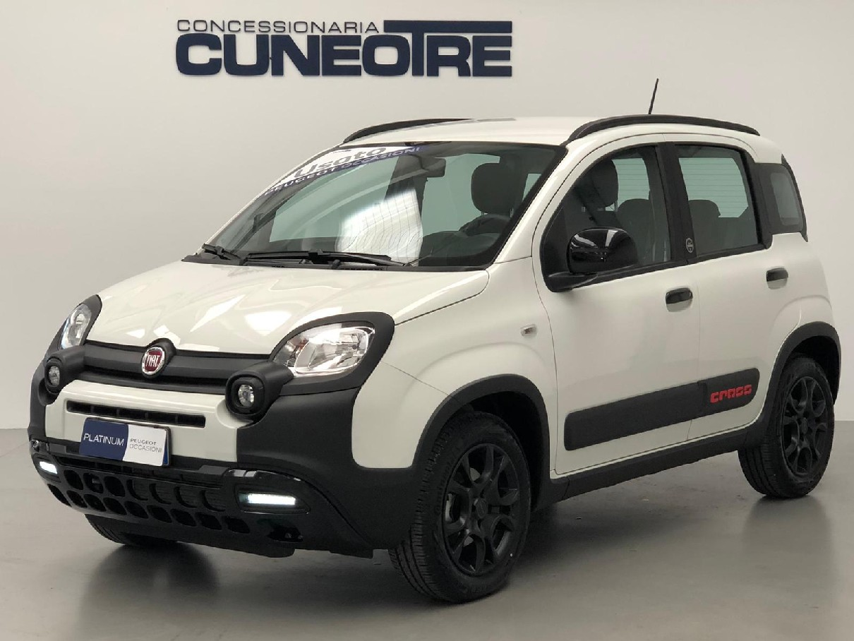 Fiat Panda 1.2 City Cross Connected By Wind