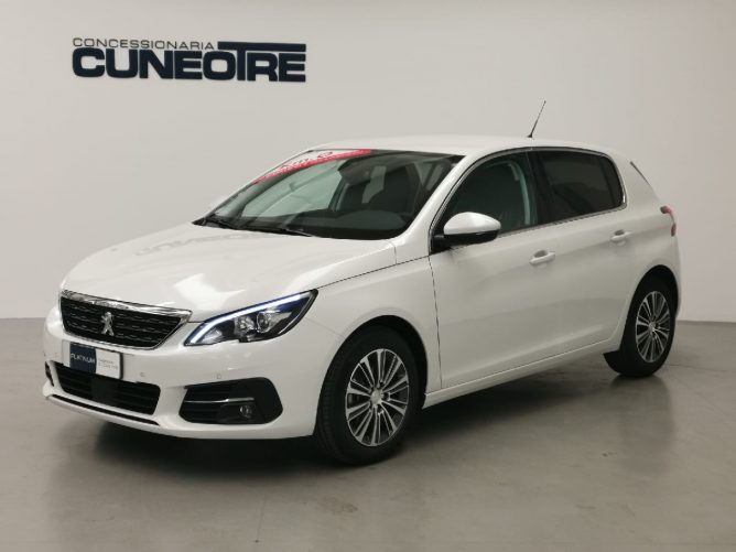 Peugeot 308 BlueHDi 130 S&S  Allure Pack    0