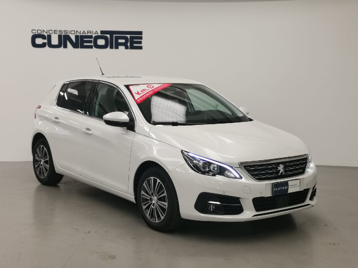 Peugeot 308 BlueHDi 130 S&S  Allure Pack
