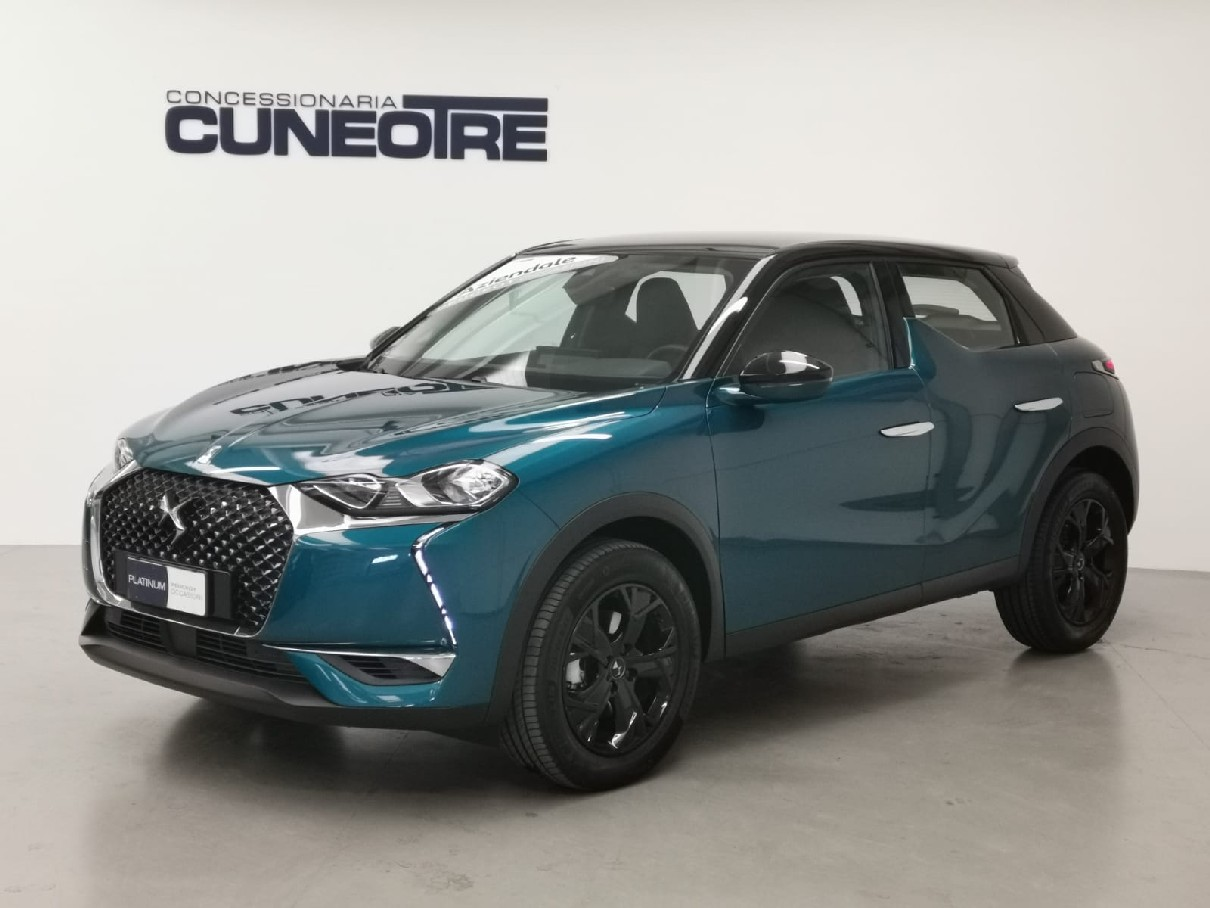 DS DS3 CROSSBACK BlueHDi 130 EAT8 Business