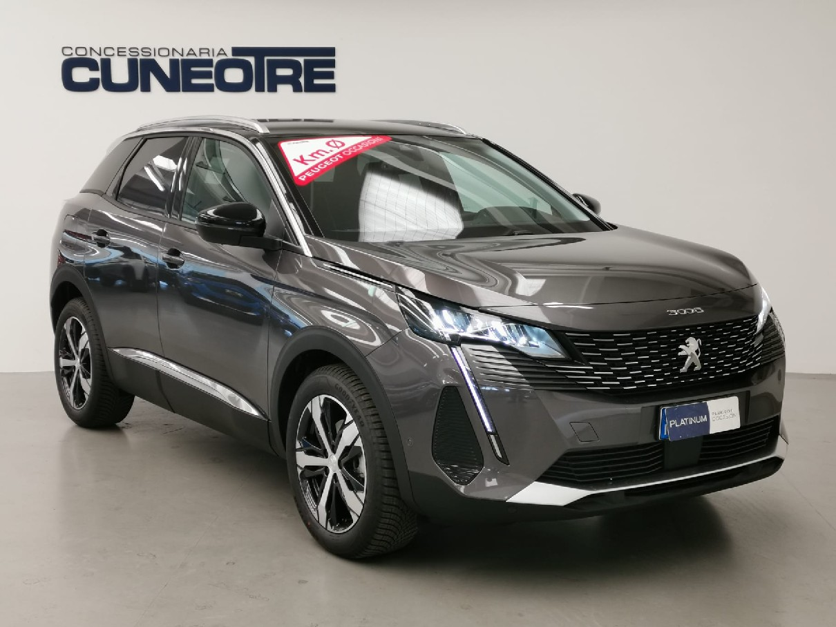 Peugeot 3008 BlueHDi 130 S&S - ALLURE PACK